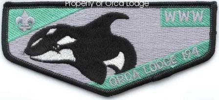 First Orca Lodge Flap
